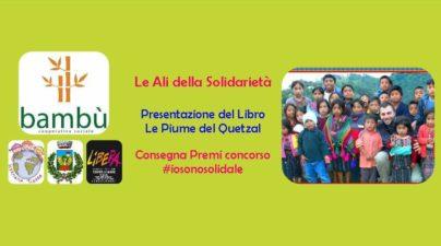 evento presentazione libro Le piume del quetzal Hermana Tierra Onlus, Associazione di volontari laici e cristiani operante in Guatemala