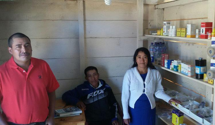 progetto farmacie comunitarie hermana tierra onlus portici Associazione di volontari laici e cristiani operante in Guatemala